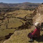 """""""Fue como si se partiera la Tierra"""": Lutto Kututo, el pueblo destruido por enormes grietas en Perú"""