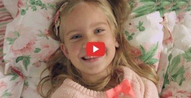 """Video Impactante: Niña Enferma tiene Visión de Jesucristo – """"Vi su Rostro y fui Sanada"""""""